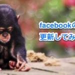 【初心者用】facebook企業ページを更新するための手順
