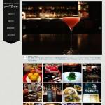 バー向けホームページ制作実績(Bar Tetu様)
